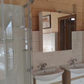 Внутренняя отделка ванной комнаты